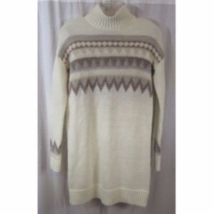 American Eagle Outfitters Long Wool Blend Sweater